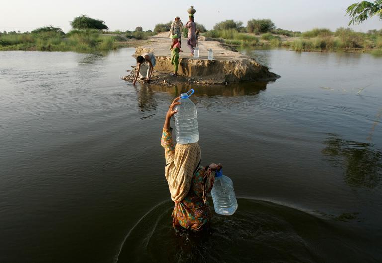 Recalling the Indus Water Treaty or Nehru's Sixth Blunder