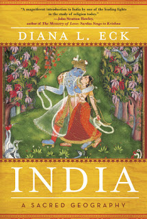 Book Review:- India: A Sacred Geography—A Disturbing New Front