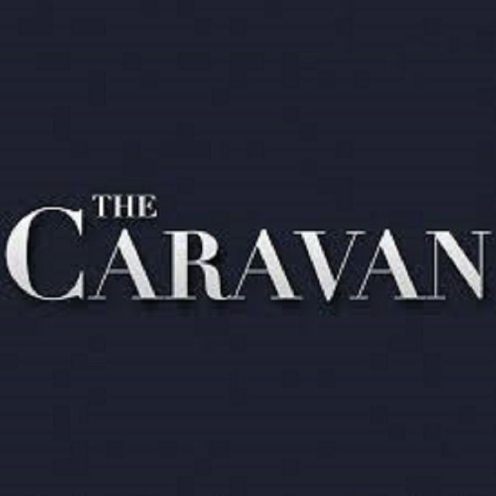 Hinduphobia of The Caravan
