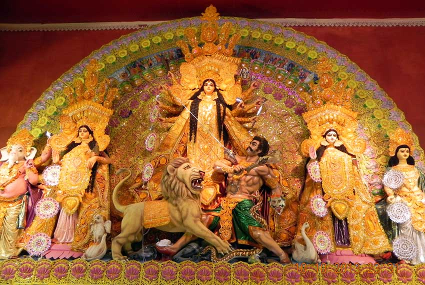 An Open Letter to Maa Durga