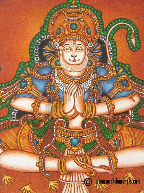 Lessons from the Story of Lord Hanumana