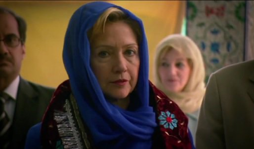 What Hillary's Hijab Portends for America