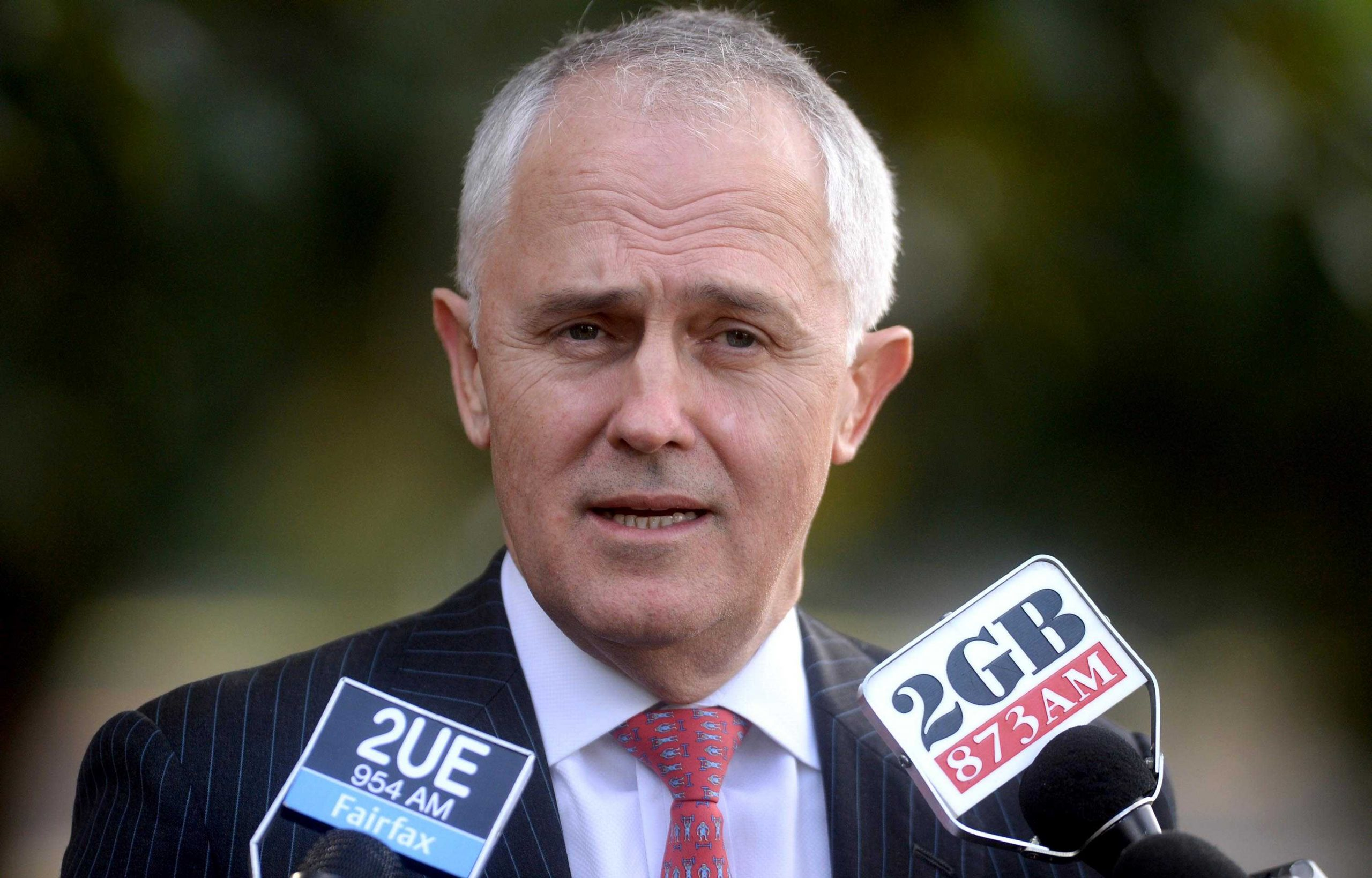 Malcolm Turnbull Shows the Way