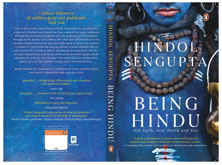 Book Review -Being Hindu : Old Faith, New World and You