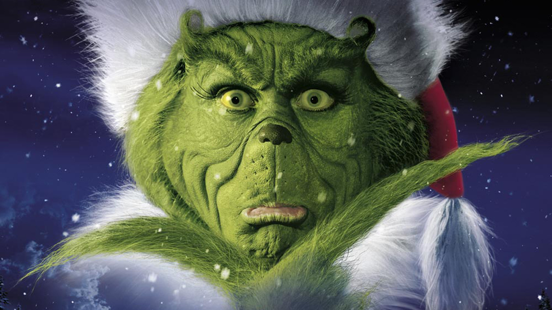 How The  Grinch Stole Mithra-Jayanti