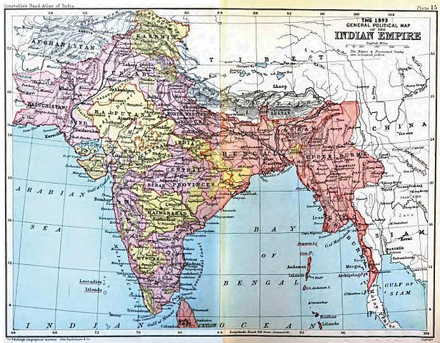 Brouhaha over Akhand Bharat