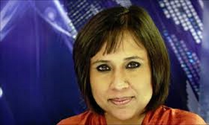 Barkha Dutt Now Targets Amazon