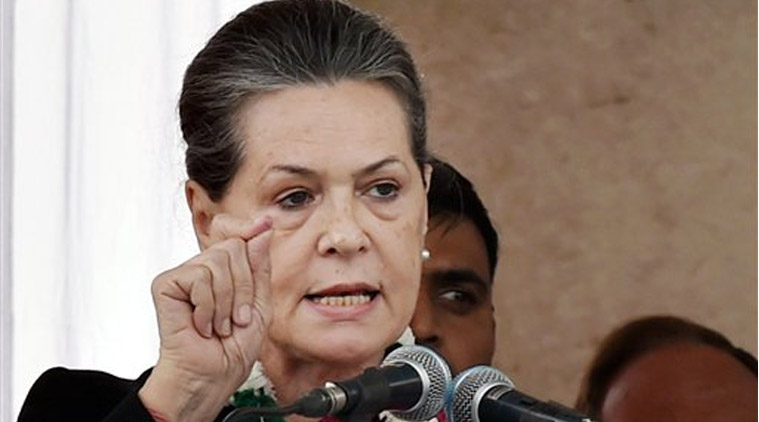 Will Sonia Gandhi be able to Ride the Sympathy Wave if she is Jailed?