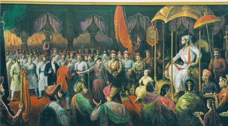 Shivaji And The Rebirth Of A Nation
