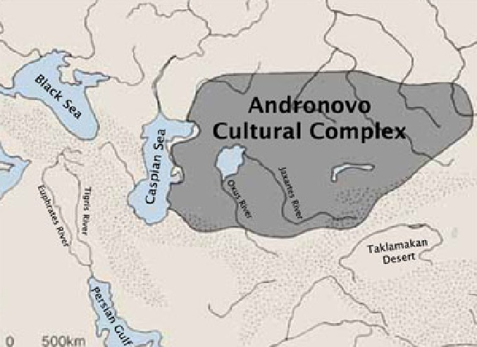 The Andronovo cradle of the Indo-Iranians?