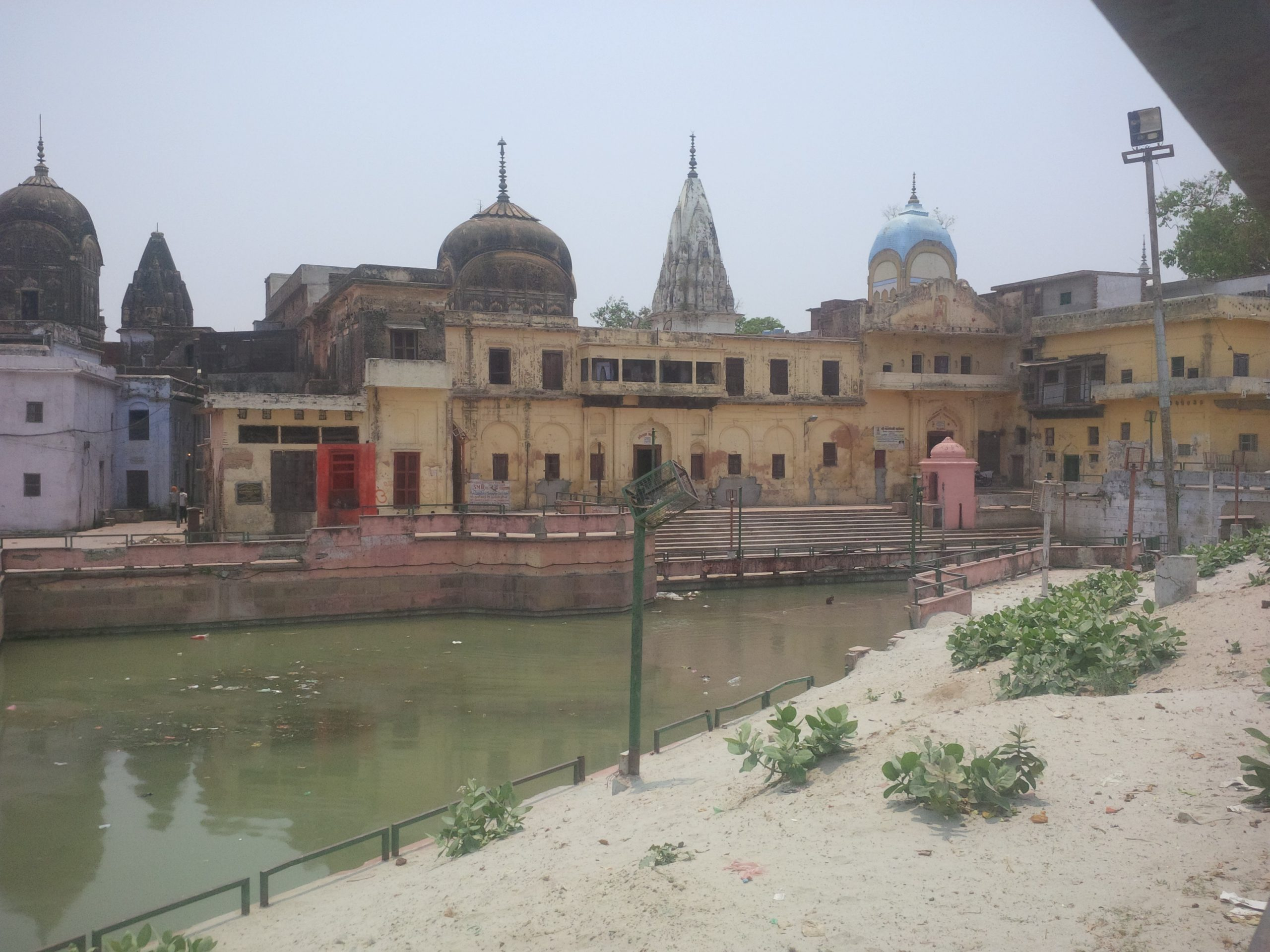 A visit to Ayodhya