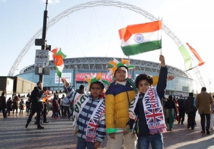 (South) Asians?  Who?  Us? –  Astitva and Asmita