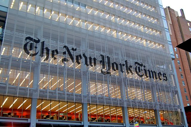Political Humbuggery, The New York Times, and Indian Shills