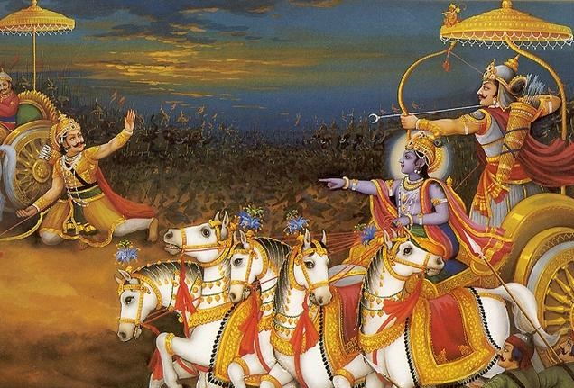 First Things First – A Lesson Karna Forgot