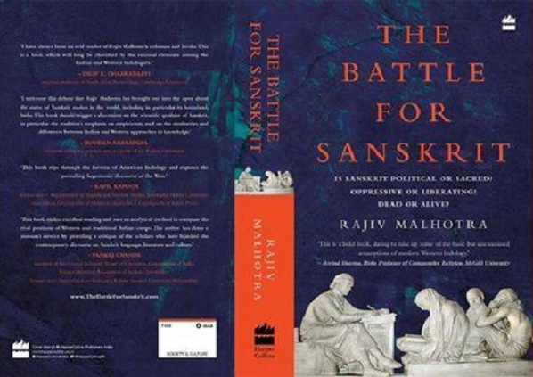 Book Review – The Battle for Sanskrit by Rajiv Malhotra