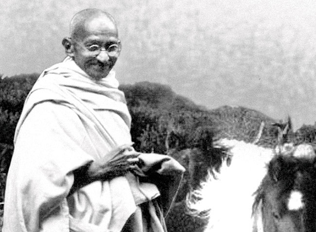 Cow Protection of Mahatma Gandhi – Appeasing Muslims and Bullying Dalits