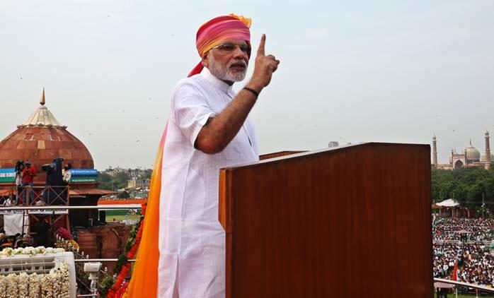 Modi Shuns Velvet Glove For An Iron One On The K-Issue