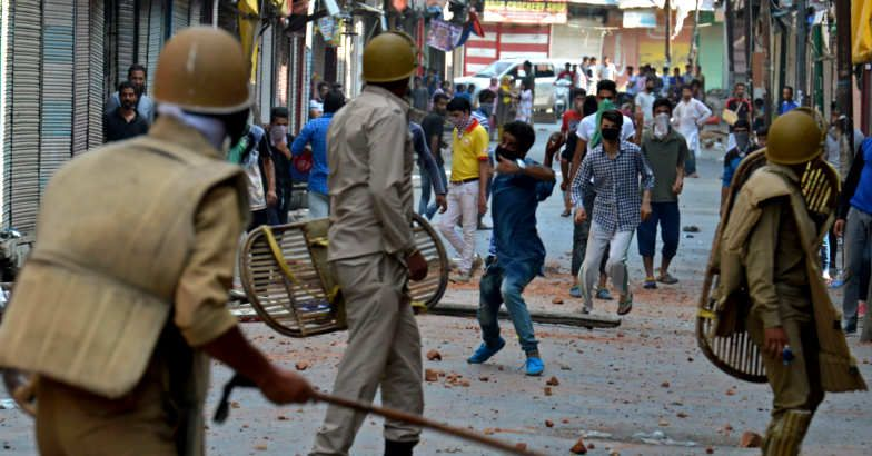 Perception about Kashmir unrest is the handiwork of spin doctors