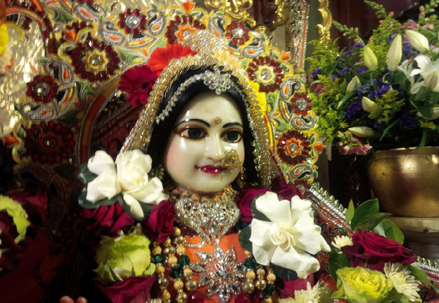 The Sweetness of Radharani: An Offering for Sri Radha Ashtami (the Appearance Day of Sri Radha)