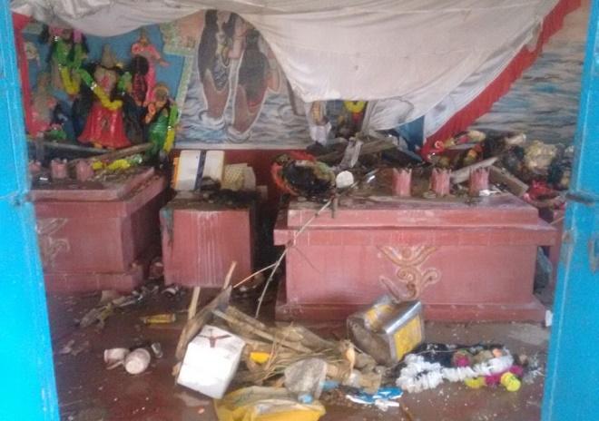 Report on Kaligram Muharrum riot, October 2016