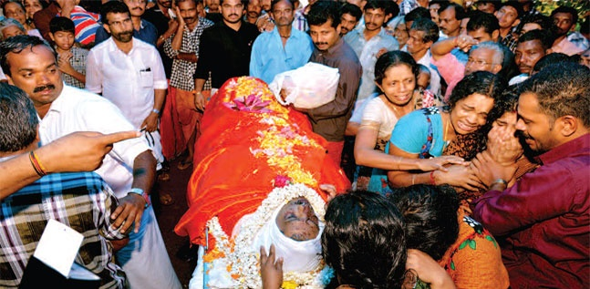 Monthly Hindu Persecution Digest: July-August 2016