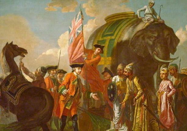 India before the British Conquest