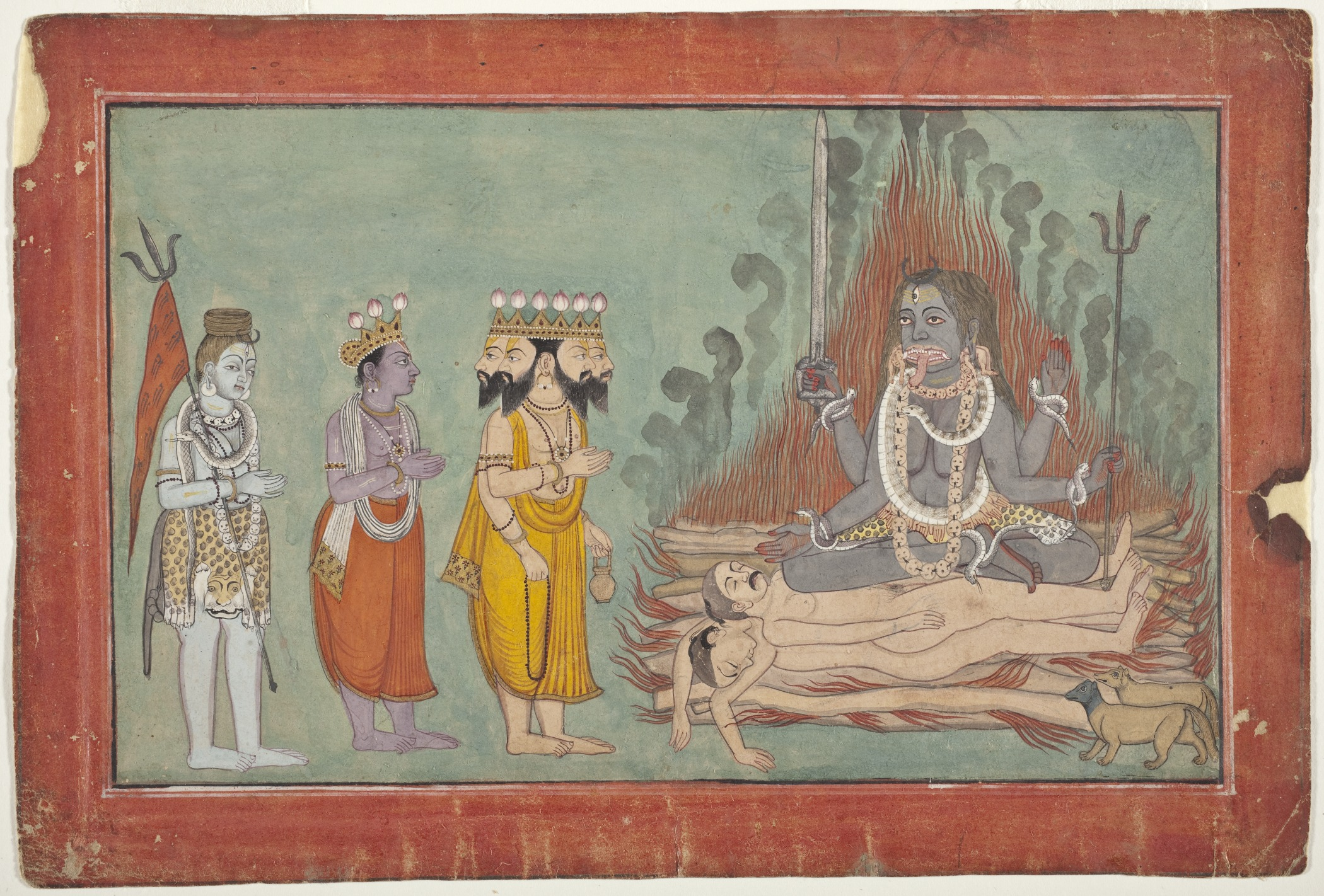 Demystifying Tantra-IV: Shakta tantras, Kaula tantras, Mantrashastra and Nibandhas