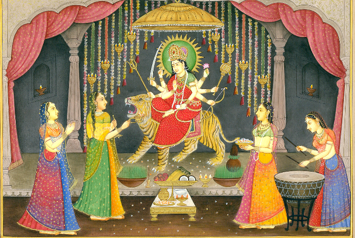 Understanding Navaratri through Vedanta