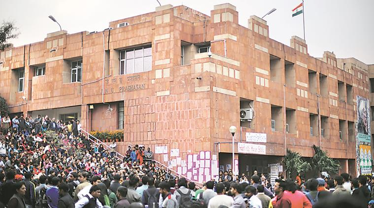 The Grand JNU Narrative