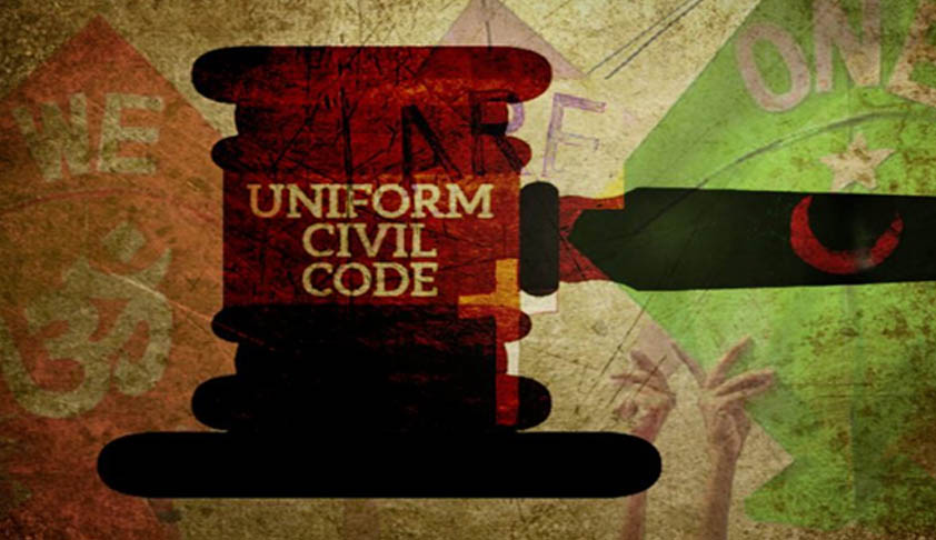 Statement on the Draft Uniform Civil Code for the Indian Citizen