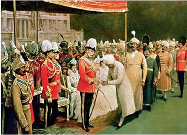 British Colonization of India