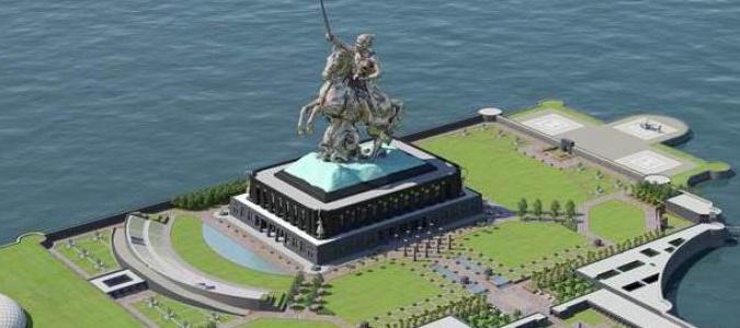 क्यों ज़रूरी हो जाती है 3600 करोड़ की मूर्ति?