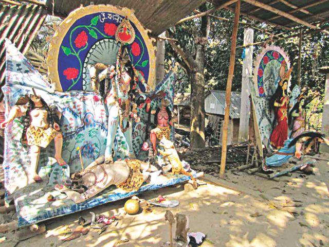 Monthly Hindu Persecution Digest: September-October 2016