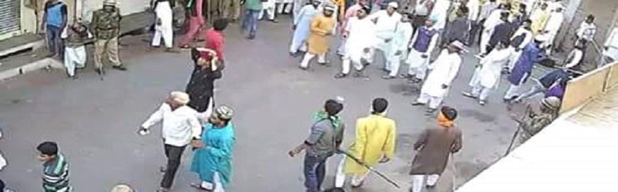 Hindu-Muslim riot in Dhulagarh: A report