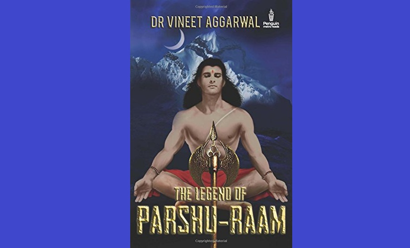 Book Review – The legend of Parshu Raam by Dr. Vineet Aggarwal