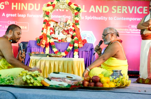 Reflections on Hindu Spiritual and Service Fair 2016