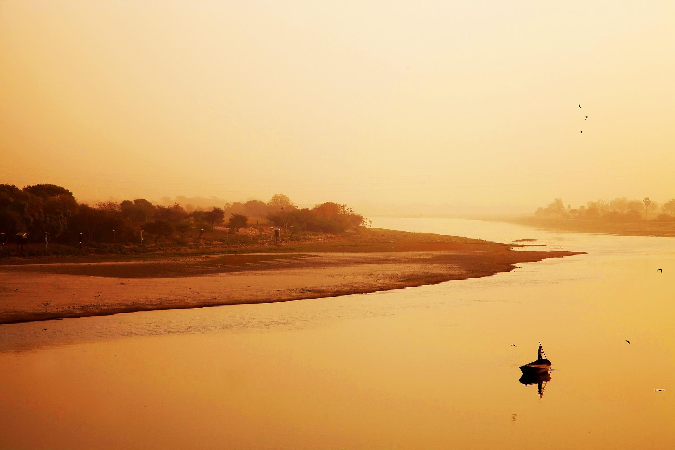 Yamuna: A Study of Its Links from the Sarasvati Findings- II