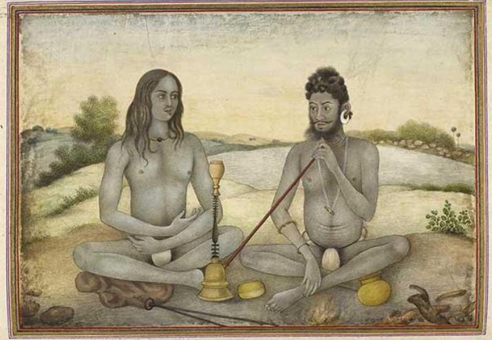 Nath, Siddhacharyas, and Sabar Tantra