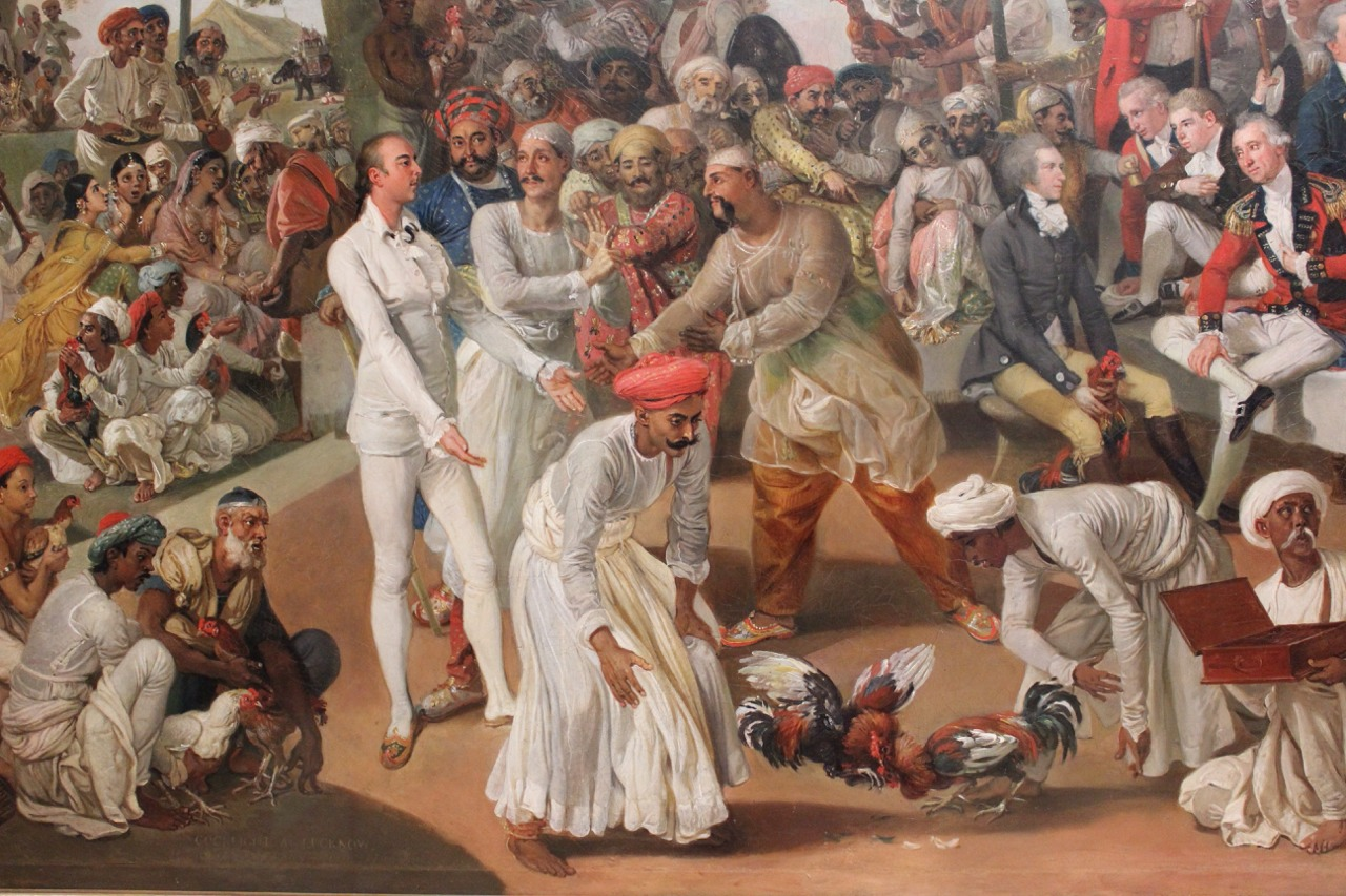 India after the British rule