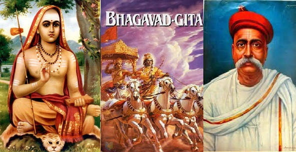 Bhagavad Gītā – Reconciling the Interpretations of Tilak and Śaṅkara