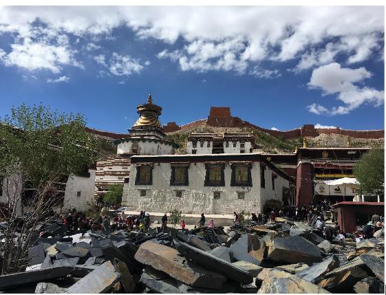 Tibet – Land of Lamas & Lament