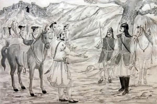 Marathas & Bundelkhand- I: Chhatrapati Shivaji and the Rise of Chhatrasal Bundela