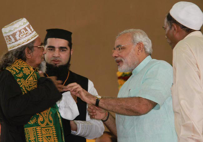The Man Who Turned Down the Skull Cap- How India Sees Narendra Modi