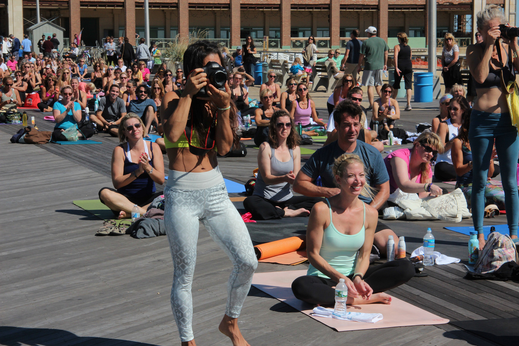 What constitutes the idea of abuse of Yoga?