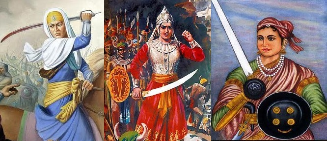 The Other Hidden Heroines in Indian History