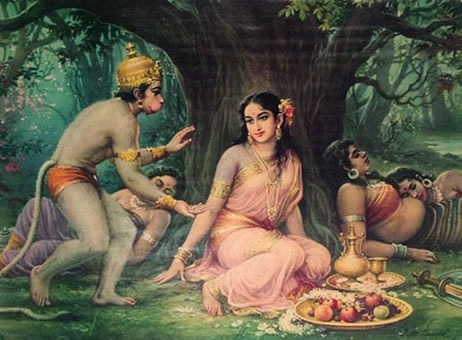 Search for Sita:  An Adaptation of Select Passages from Kishkindha & Sundarakanda