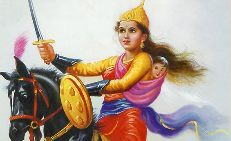 Marathas and Bundelkhand – IV: Jhansi ki Rani