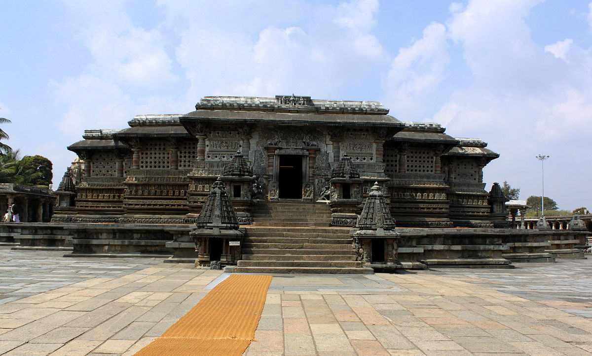 How Old is The Hindu Temple?