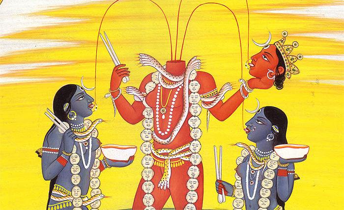 Dasha Mahavidyas-II: Chinnamasta