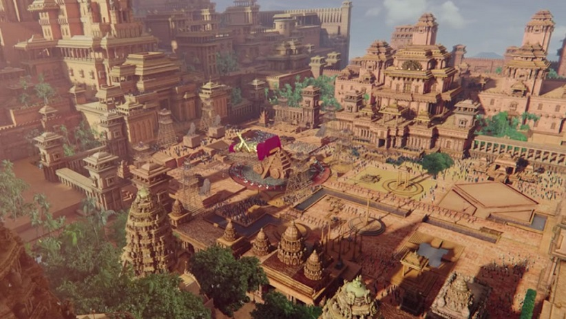 Bahubali's Mahishmati: A glimpse into magnificent architecture of ancient India